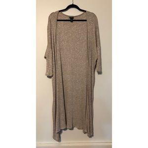 Rue 21 Long Duster Sweater
